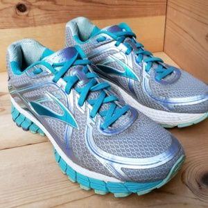 Brooks 9.5 Adrenaline GTS-16 Run Happy! shoes
